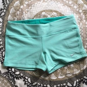 Nike Spandex Shorts, size S